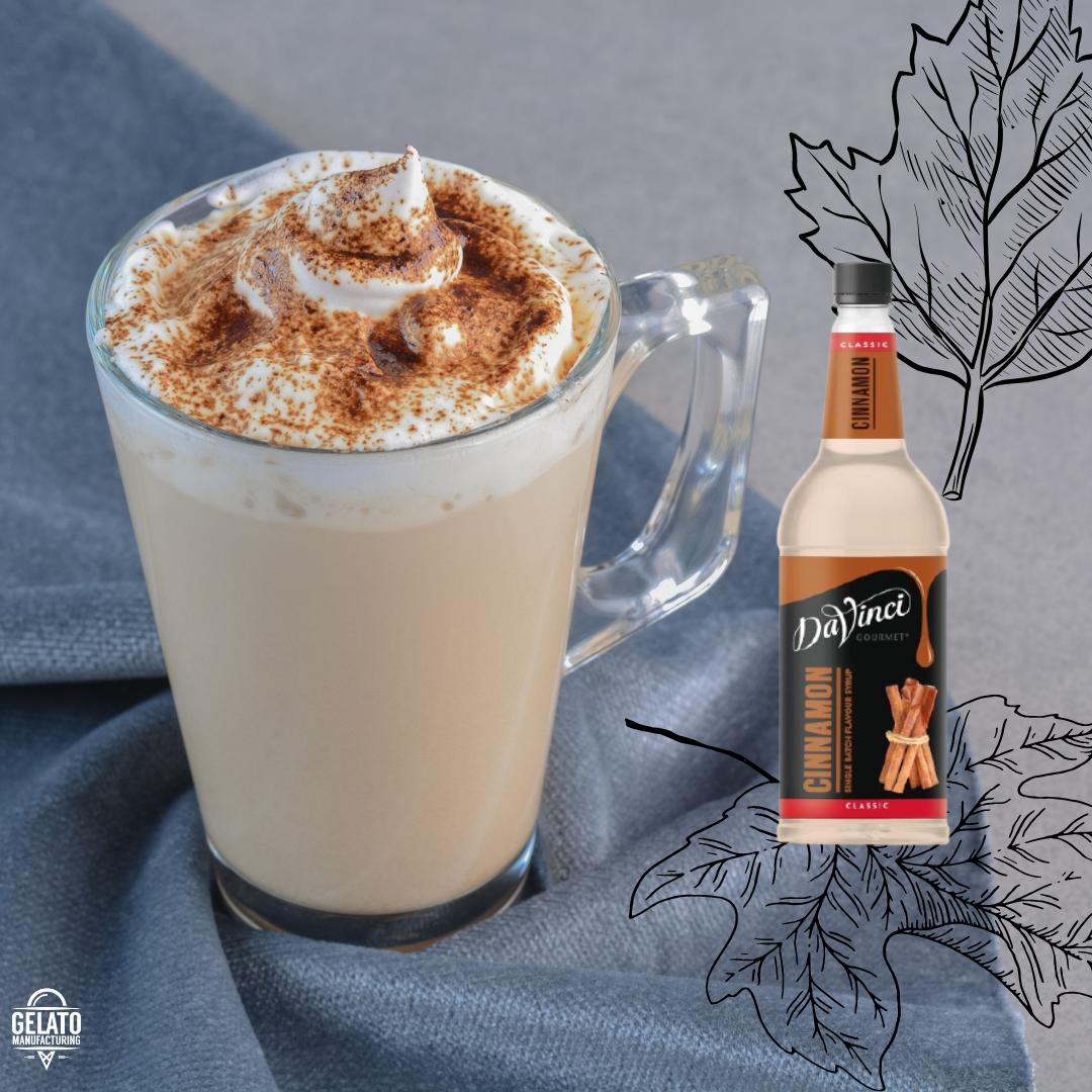 Cinnamon Cappuccino