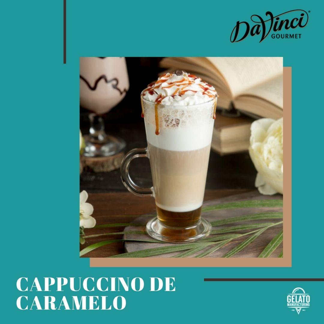 Recipe - Caramel Cappucino